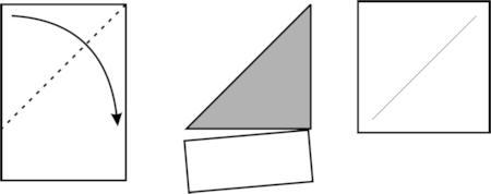 como fazer quadrado perfeito