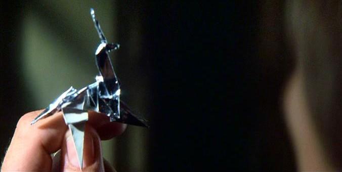 Origami em Blade Runner