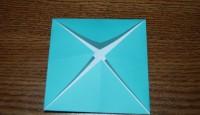 Blintz Base Origami
