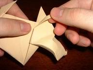 Moldando o Origami 4
