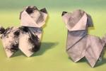 Origami Puppy Dog