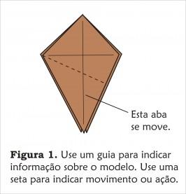 Como Diagramar Origami: Introdução e Orientações Básicas
