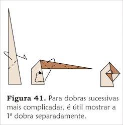 Como Diagramar Origami: Orelha de Coelho e Indicações Adicionais