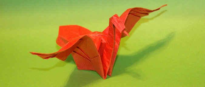 Origami Tsuru Joisel