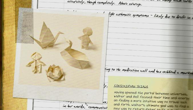 Origami Cortexiphan Trials