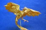 Origami Fênix de Satoshi Kamiya