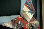 Origami Borboleta de Kunihiko Kasahara